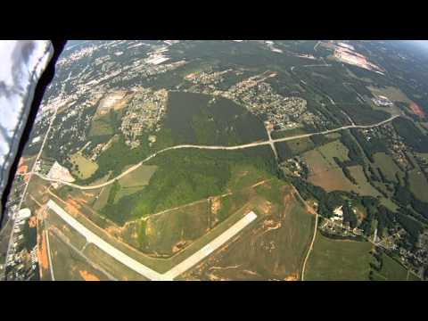 Flying Tigers Sport Parachute Center – May Jumps #3