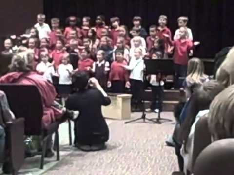 Beacon Academy Concert 2011 | Jack Hoese | First Grade