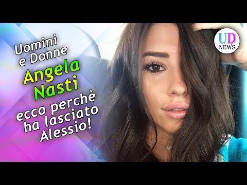 Angela Nasti: Ecco Perchè ha Lasciato Alessio! Le Foto La Incastrano!