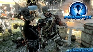 Rise of the Tomb Raider - Bar Brawl Trophy / Achievement Guide