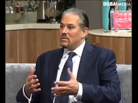 Dr. Khan in Studio One-Dubai One TV channel