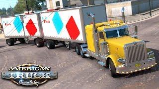 Droga do Las Vegas - American Truck Simulator | (#37)