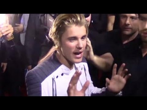 Justin Bieber Worst Moments 3