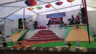 My music student gurjant perform 1st time on stage