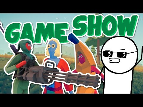 The BEST Battle Royale Game - TABG (GameShow #12)
