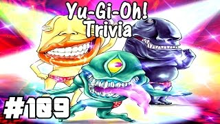 Yugioh Trivia: Ojama Archetype - Episode 109