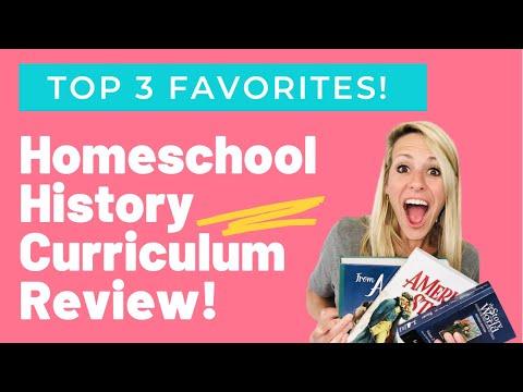 Best Homeschool History