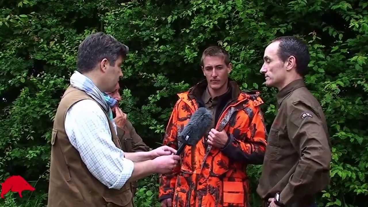 Gilet de chasse ProHunt Rapace Ligne Verney-Carron