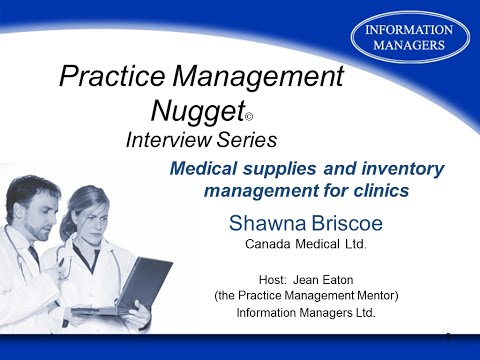 Medical Supplies And Inventory Management For Clinics