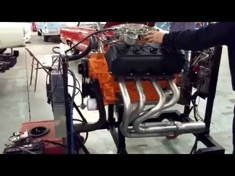1969 NASCAR 426 hemi  engine no miles !!!!