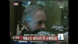C5N - LA MUERTE DE NISMAN: HABLA EL ABOGADO DE LA MODELO