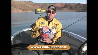 Johnny Johnson Tip of the week presentation for the Fishclipper fishing safety clip