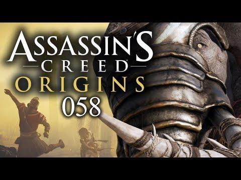 KRIEGSELEFANTEN 🎮 ASSASSIN'S CREED: ORIGINS #058