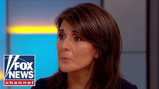 Amb. Nikki Haley: World leaders respect Trump, love his honesty