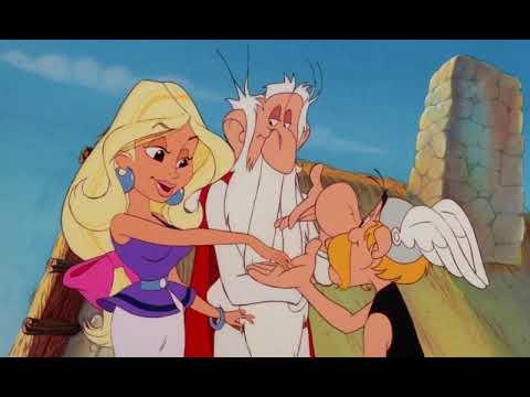 Random Movie Pick - Asterix   1985   Asterix Et La Surprise De Cesar   1080p YouTube Trailer