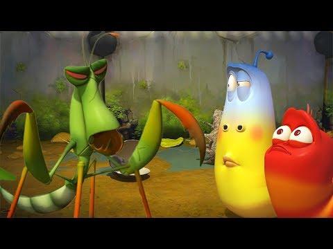 LARVA - MARTIAL ARTS | Cartoon Movie | Cartoons For Children | Larva Cartoon | LARVA Official