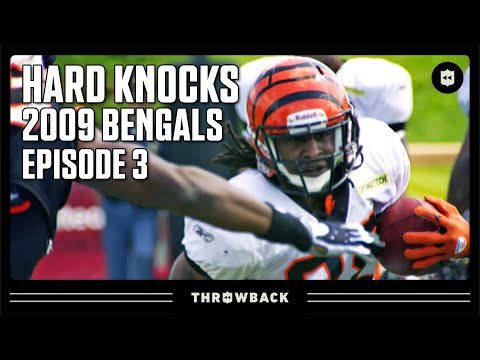 Training Camp Starts Heating Up! | 2009 Bengals Hard Knocks Episode 3