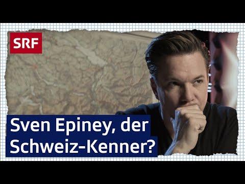 Wollte Sven Epiney bei der Geoprüfung spicken?   Die Prüfung