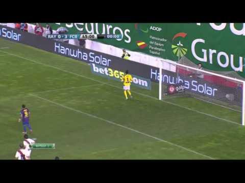 Download Rayo Vallecano - FC Barcelona (Liga 2011-2012)