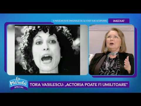Tora Vasilescu, interviu de 10