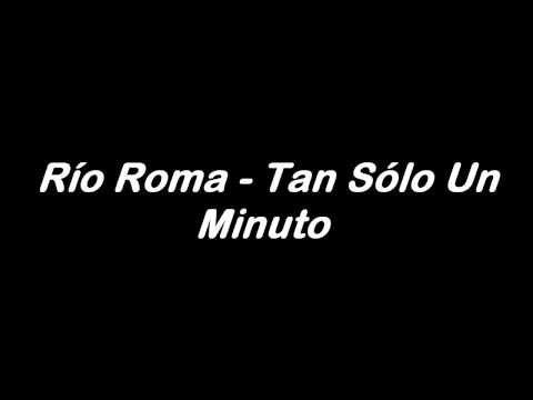R o roma tan s lo un minuto letra hd 720p hq youtube - Gemelli diversi solo un minuto ...