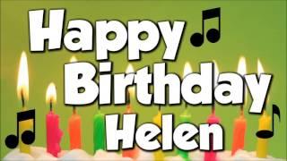 Happy Birthday Helen! A Happy Birthday Song!