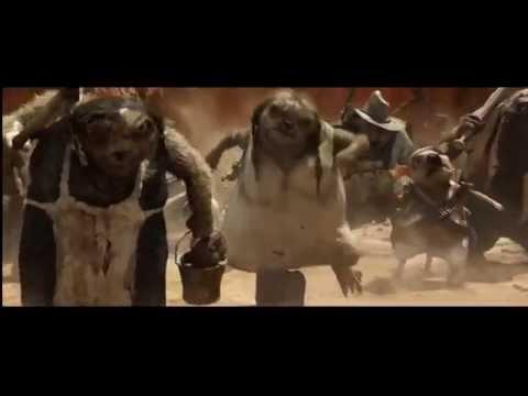Rango - My Entire Family (Mole Chant)