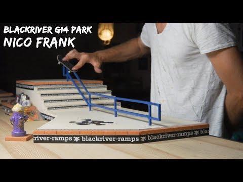 Blackriver G14 Park - Nico Frank Full Part 2018