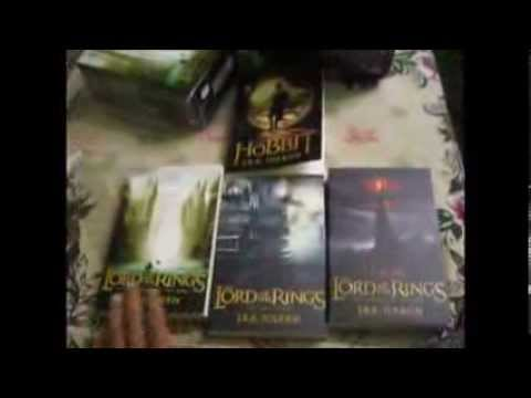 The Hobbit and The Lord of the rings box set (3 books) Unboxing (paperback)