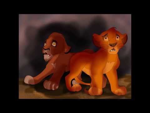 Scar's/Taka's Story The Lion King