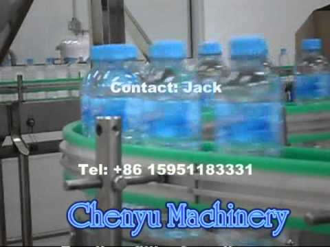 12000 BPH water filling machine