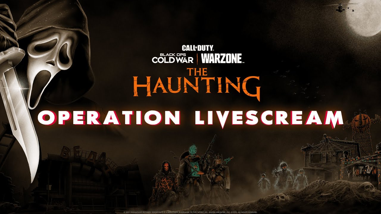 Download Call of Duty Presents: Operation LiveScream