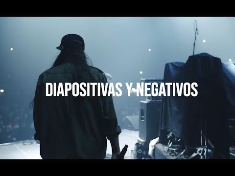 CARDIAC - Diapositivas y Negativos (OFFICIAL MUSIC VIDEO)