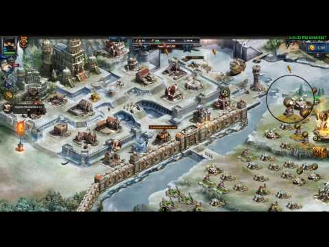 Clash Of Kings Best Way To Upgrade Your Castle Fast