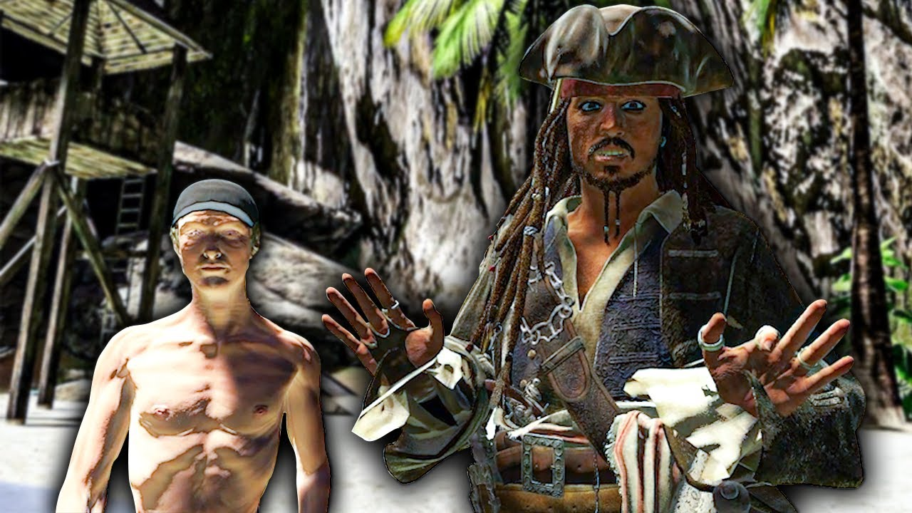 the worst pirates of the caribbean