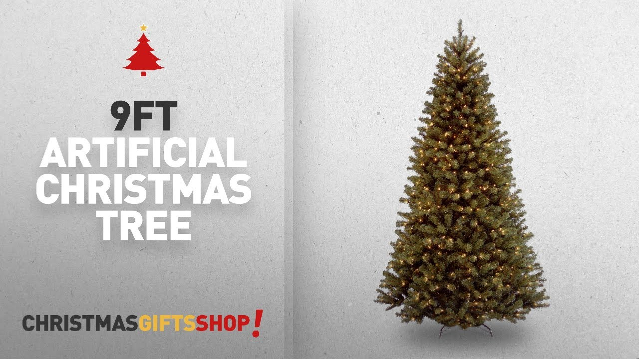 18 Foot Artificial Christmas Tree