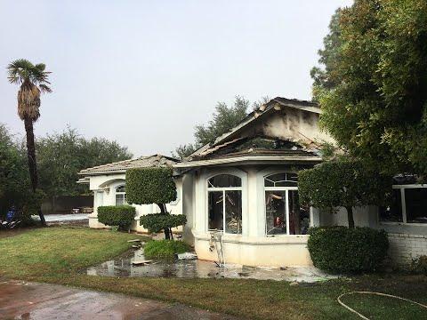 House fire near Clovis causes $1 million in damage
