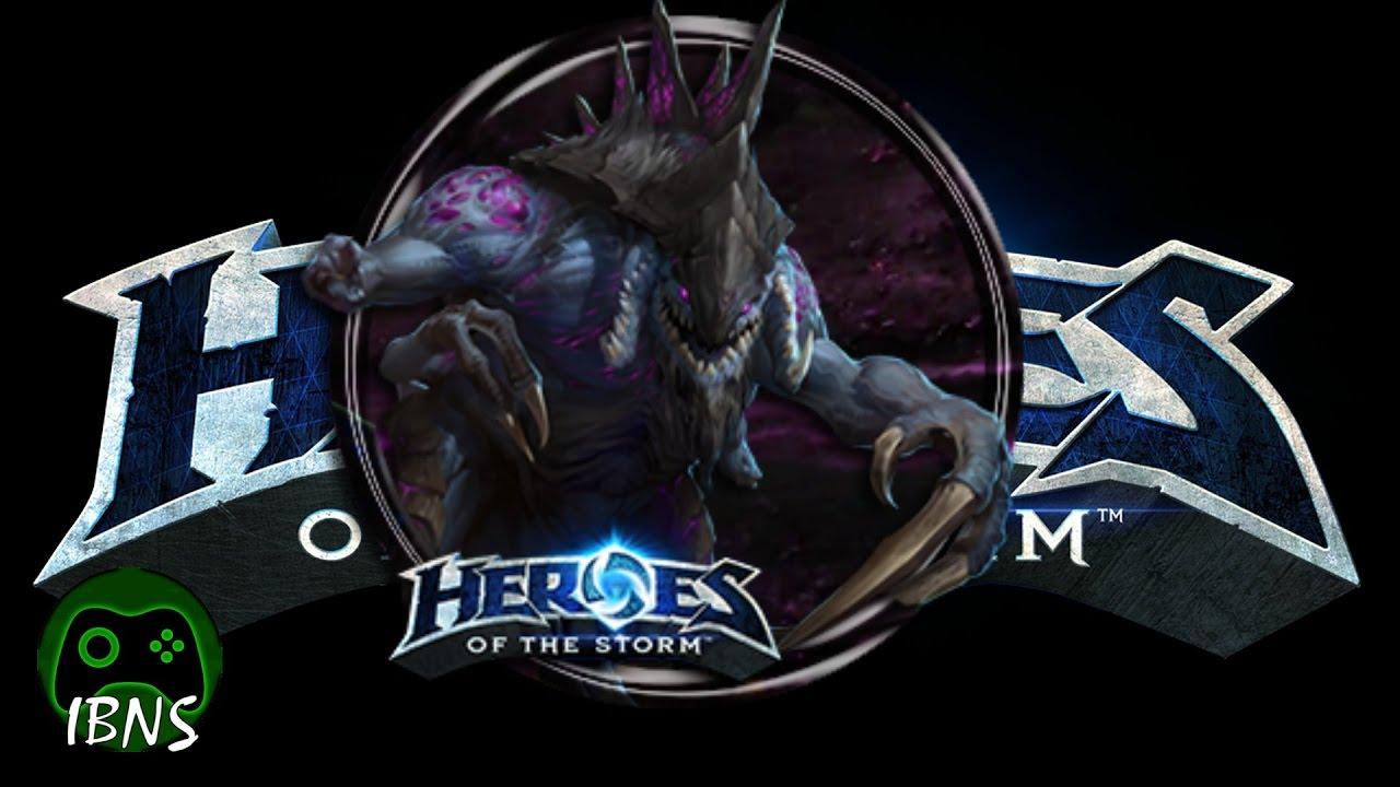 Heroes Of The Storm Dehaka Build