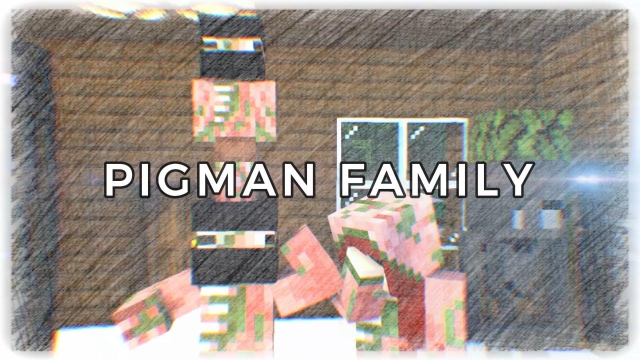Monster School : PIGMAN VS BAD GUYS CHALLENGE - Minecraft Animation