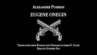 Eugene Onegin Alexander Pushkin Audiobook