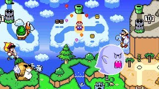 New Super Mario World 2: Around The World (2of3)