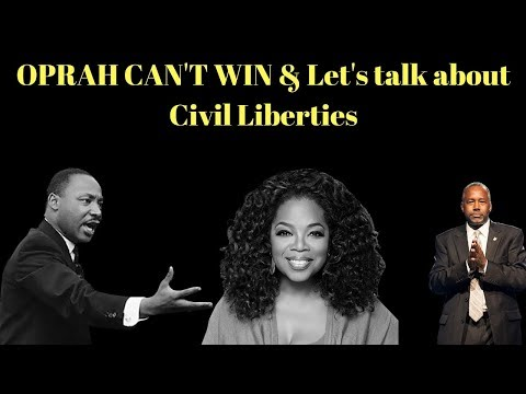 Oprah Presidency and Civil Rights - Slogan Of Logan Podcast #9