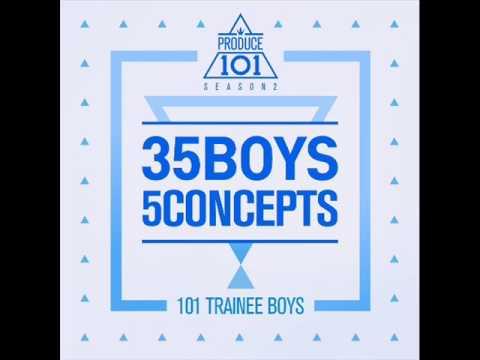 [INSTRUMENTAL] 열어줘 - 노크(Knock)(Knock) - Produce 101 Season 2 Instrumental/Karaoke