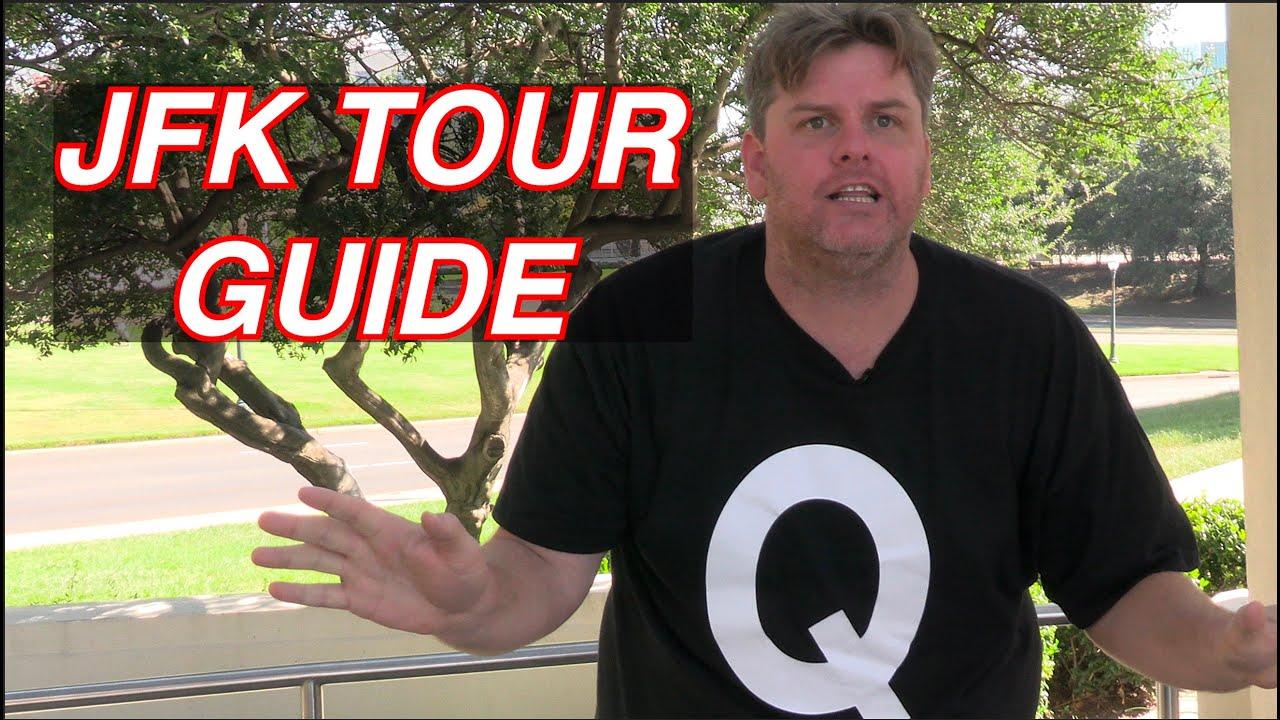 JFK Tour Guide Tells All