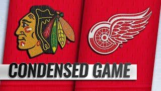 09/20/18 Condensed Game: Blackhawks @ Red Wings