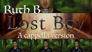 Lost Boy // Ruth B // Acapella Cover by Jared Halley