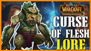 Curse of Flesh Lore and Speculations - Titans 1/5 | WoW Lore
