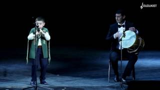 Татул Амбарцумян - Армянский народный танец 🎵 Третий Московский международный фестиваль дудука 🎵