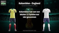 Tipps, Tricks & Teamcheck! WM 2018 Kolumbien - England