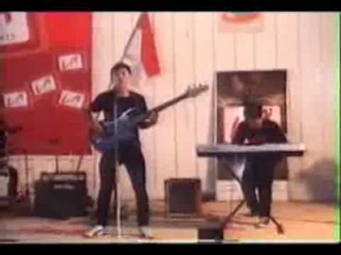 D'Flowers Live Performance  - Maret 1989 ( GodBless Cover )